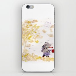 Wind iPhone Skin
