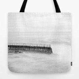 La Jolla Seawall Tote Bag