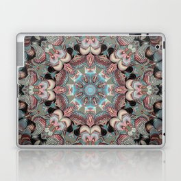 Structured Kaleid by Leslie Harlow Laptop & iPad Skin