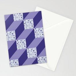 CubesIII/ Stationery Cards
