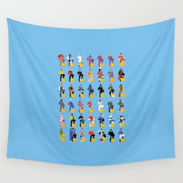 the captains Wall Tapestry