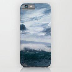 He inoa wehi no Hookipa  Pacific Ocean Stormy Sea Slim Case iPhone 6s