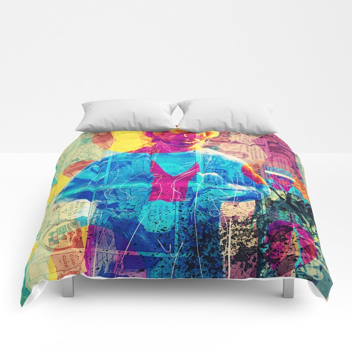 The Wild Ride Comforters