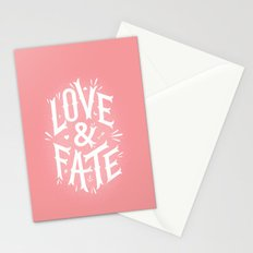 Love & Fate Stationery Cards