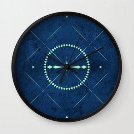 Dark Mystery Wall Clock