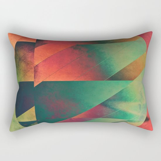 1 hyx Rectangular Pillow