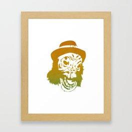 VAPID No. APE Framed Art Print