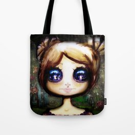 Gretel and the Witch Tote Bag