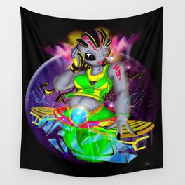 Universal Frequencies Wall Tapestry