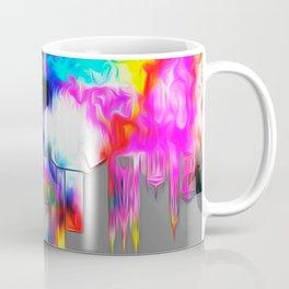 City skyline  014 03 03 17 Coffee Mug