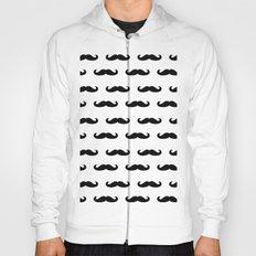 Simple Mustache Hoody