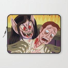 Bat Woman Laptop Sleeve