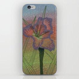 Gladiolus, Sword Lily iPhone Skin