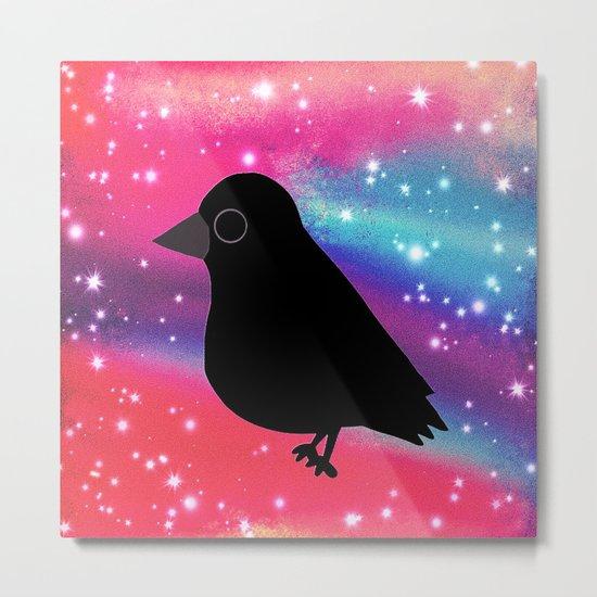 crow-288 Metal Print