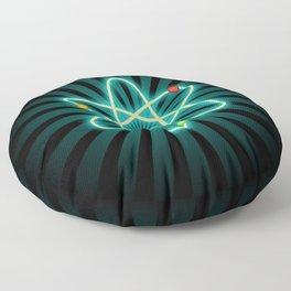 Atom Floor Pillow
