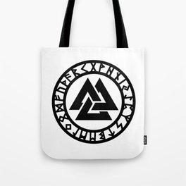 Valknut Tote Bag