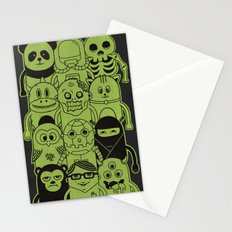 Famous Characters Stationery Cards