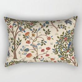 "William Morris ""Kelmscott Tree"" 1. Rectangular Pillow"