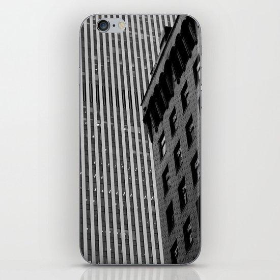 NY.Skyscraper III iPhone & iPod Skin