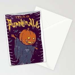 Pumpkin Ale Stationery Cards