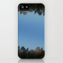 SPEGELTRÄDEN / MIRROR TREES iPhone Case
