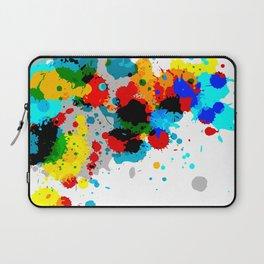 Paint Splash Laptop Sleeve