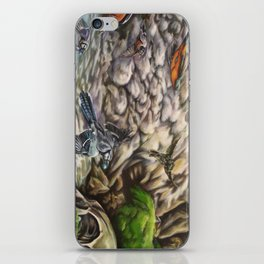 Uprooted (part 2) iPhone Skin