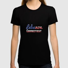 Lebanon Connecticut T-shirt
