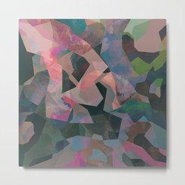 Camouflage XXIV Metal Print