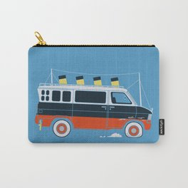 The Titanic Van Sinks Carry-All Pouch