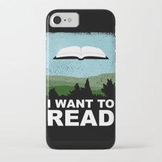 I Want to Read Slim Case iPhone 7