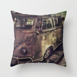 Rare Gem Throw Pillow