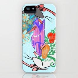 Rat Nest iPhone Case