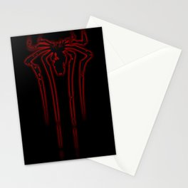 Spider Man Stationery Cards