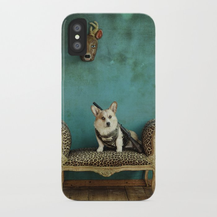 The Deer Hunter iPhone Case