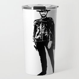 Man With No Name Travel Mug