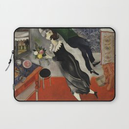 Marc Chagall, The Birthday 1915 Artwork, Posters Tshirts Prints Bags Men Women Kids Laptop Sleeve