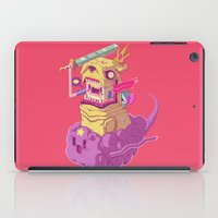 jake iPad Cases featuring Finn and Jake by Mike Wrobel