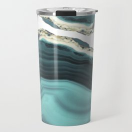Sea Agate Travel Mug