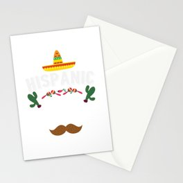 Hispanic Heritage Month Latino Americans Stationery Cards