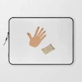 Rules Of Thumb Laptop Sleeve