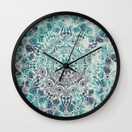 Mandala pattern design Wall Clock