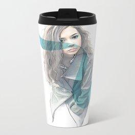 Layla Metal Travel Mug