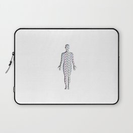DNA_Whole body Laptop Sleeve