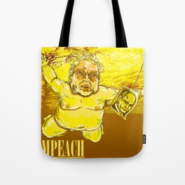 IMPEACH SWIM Tote Bag