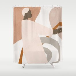 Hold on to me Shower Curtain