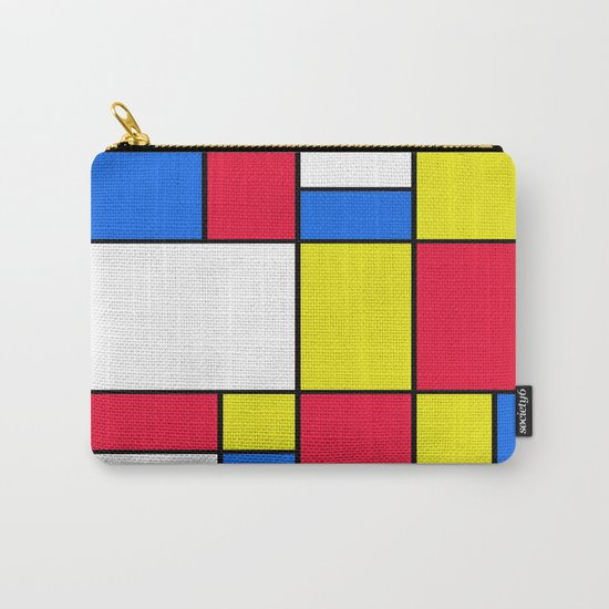 Abstract #402 Carry-All Pouch