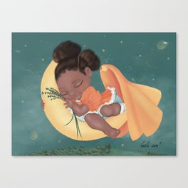 Safe Canvas Print