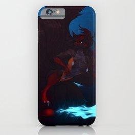 JellyFish Swim iPhone Case