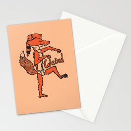 Be A Little Weird Stationery Cards